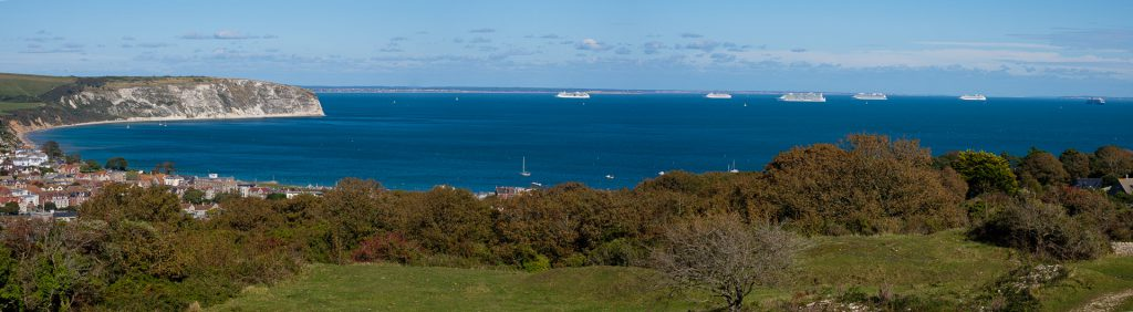 Swanage Bay and Townsend Nature Reserve